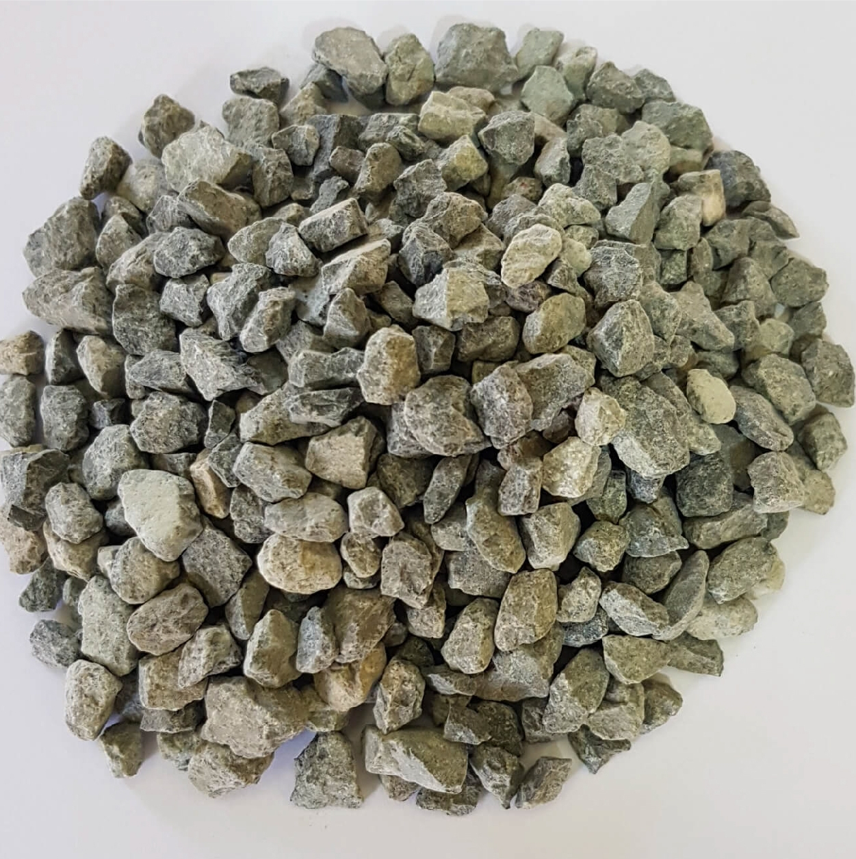 Aggregate industrial raw materials