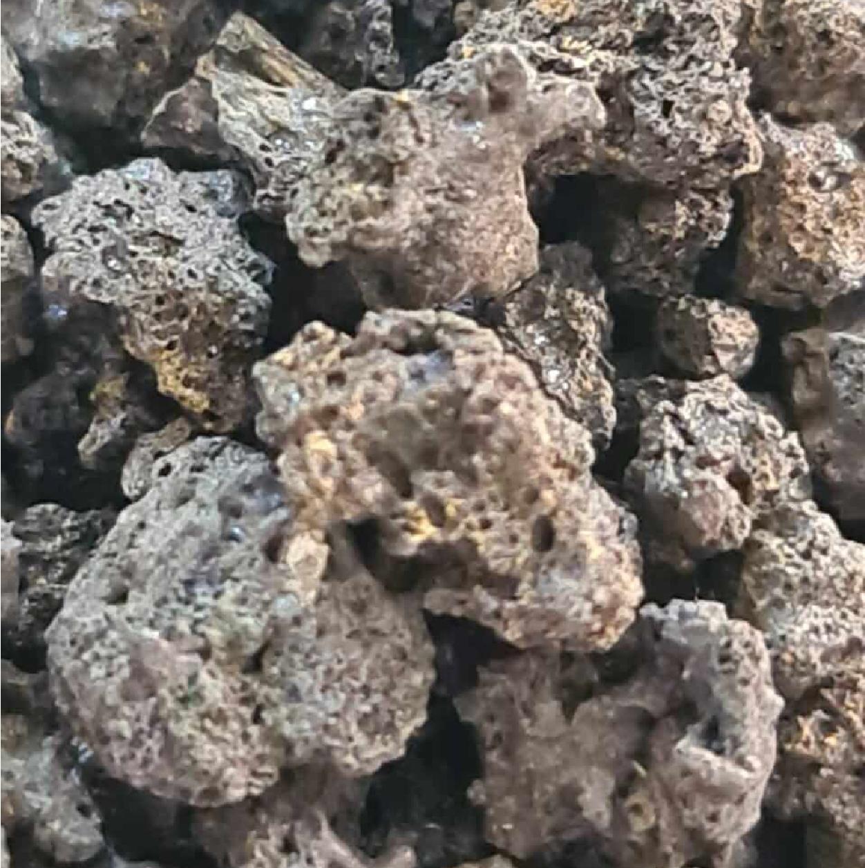 حجر الخفاف خامات اصطناعية