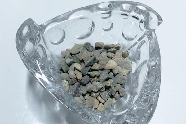 black-gravel